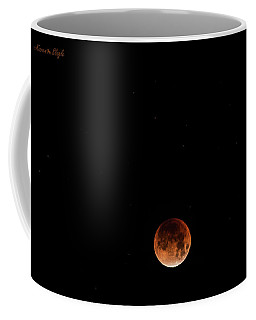 Super Blue Blood Moon January 31, 2018 Coffee Mug