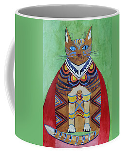Super Cat Coffee Mug