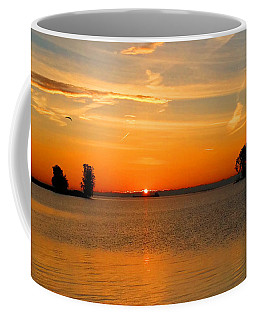 Super Freighters Of Michigan Coffee Mug