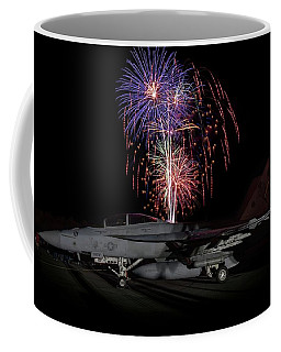 Super Hornet Celebration Coffee Mug