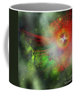 Super Massive Star Coffee Mug