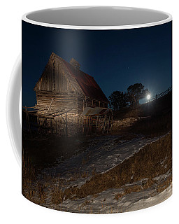 Super Moon Arising  Coffee Mug