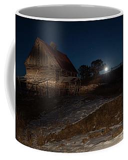 Super Moon Arising  Coffee Mug