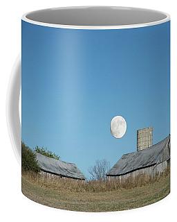 Super Moon Barn Coffee Mug