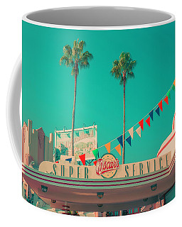 Super Service Coffee Mug by Jerry Golab
