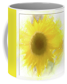 Super Soft Sunflower Coffee Mug