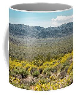 Superbloom Paradise Coffee Mug by Amyn Nasser