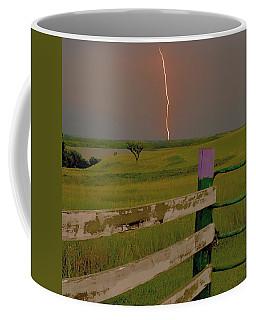 Superbolt At Melvern Lake Coffee Mug