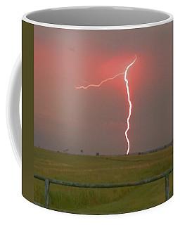 Superbolt On The Prairie Coffee Mug