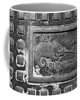 Supercable Coffee Mug by Eric Tressler