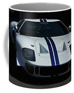 Coffee Mug featuring the photograph Superformance G T - 40 by Bill Dutting