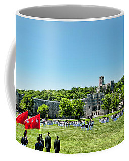 Superintendent's Review Wide Angle Coffee Mug