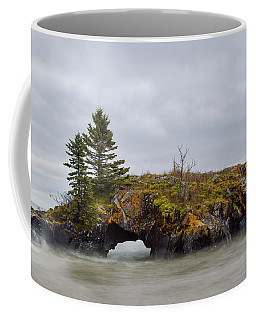 Superior Shores Coffee Mug