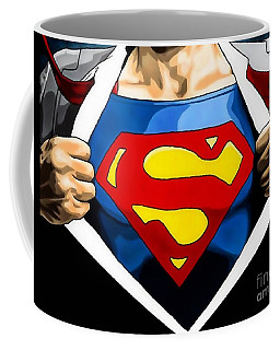 Superman Collection Coffee Mug