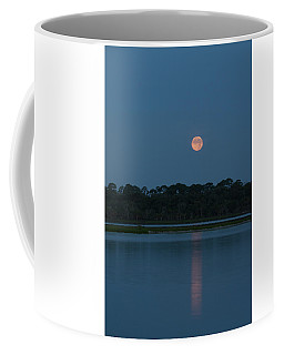 Supermoon Dawn 2013 #2 Coffee Mug