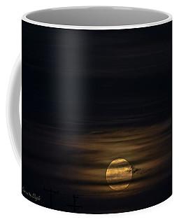 Supermoon Dec3 2017 Coffee Mug