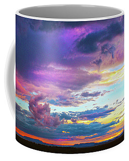Supernatural Sky - Colorado Coffee Mug