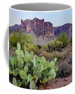 Superstition Mountains Coffee Mug