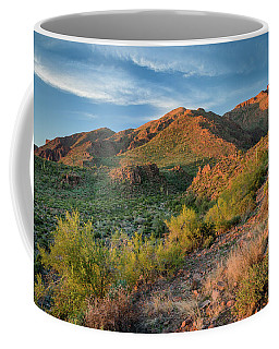 Superstitions At Dusk Coffee Mug