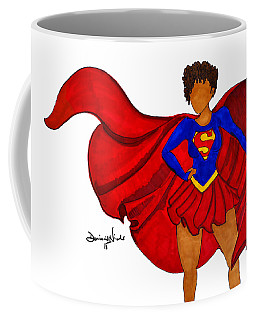 Superwoman I Am  Coffee Mug