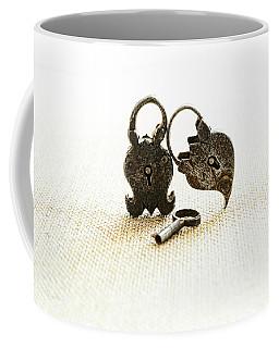 Supported Coffee Mug