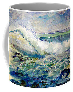 Surf 2 Coffee Mug
