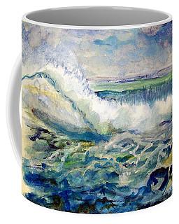 Surf 2 Coffee Mug