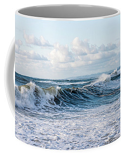 Surf And Sky Coffee Mug