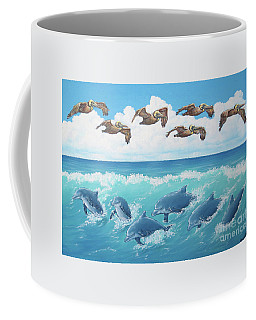 Surf And Soar Coffee Mug