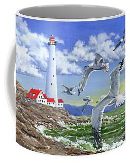 Surf And Turf Coffee Mug