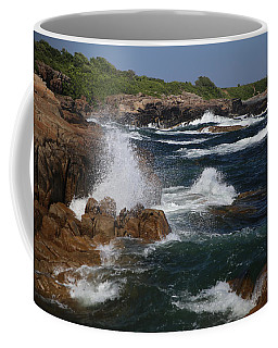 Surf At Biddeford Pool Coffee Mug