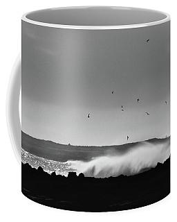 Surf Birds Coffee Mug
