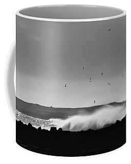 Surf Birds Coffee Mug