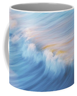 Surf Break At Pismo Beach, California Coffee Mug