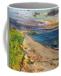 Surf Drive Falmouth Coffee Mug