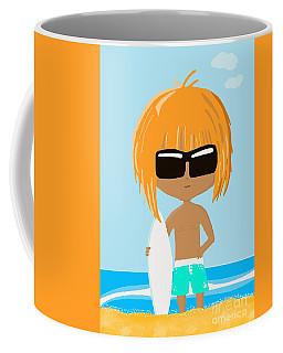 Surf Dude Coffee Mug