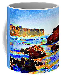 Surf The Headlands Coffee Mug