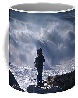 Surf Watcher Coffee Mug