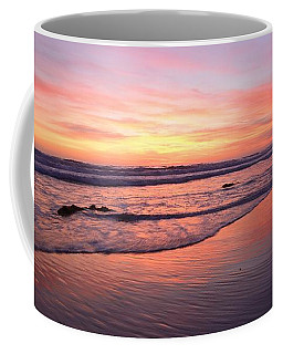 Surfer Afterglow Coffee Mug