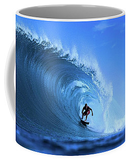 Coffee Mug featuring the photograph Surfer Boy by Movie Poster Prints