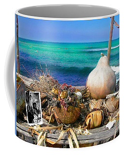 Surfer's Altar Coffee Mug