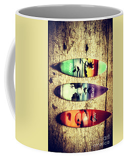 Surfers Parade Coffee Mug