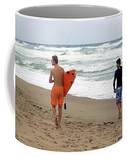 Surfs Up Boys Coffee Mug