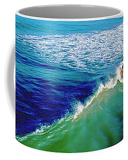 Surfs Up Daytona Beach Coffee Mug