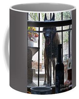 Surprise Visitor Coffee Mug