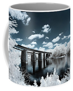 Surreal Crossing Coffee Mug