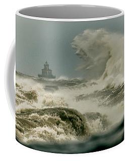 Surrender Coffee Mug by Everet Regal
