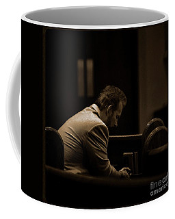 Surrender - Sqaure Coffee Mug
