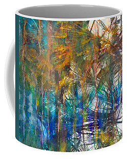 Coffee Mug featuring the photograph Surrender To The Light by Claire Bull