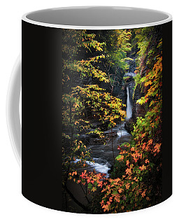 Surrounded By Fall Coffee Mug